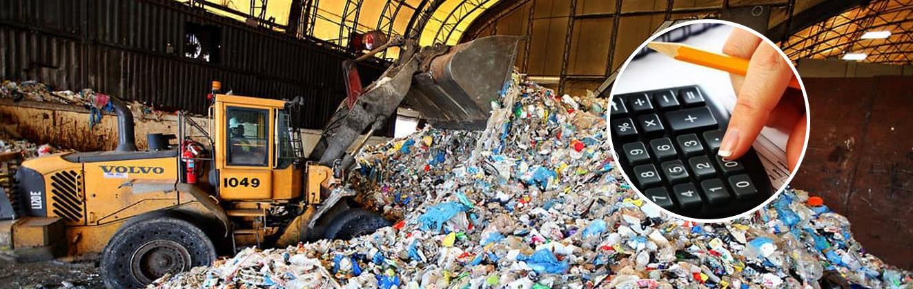 Бизнес просит скидку на отходы