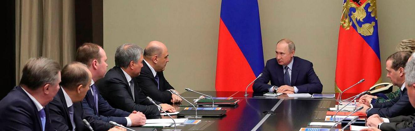 Путин возложил ответственность за смешивание мусора на операторов