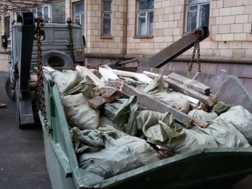 Вывоз строительного мусора в Ростове